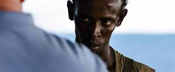 Captain Phillips - Barkhad Abdi