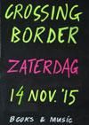 Crossing Border 2015